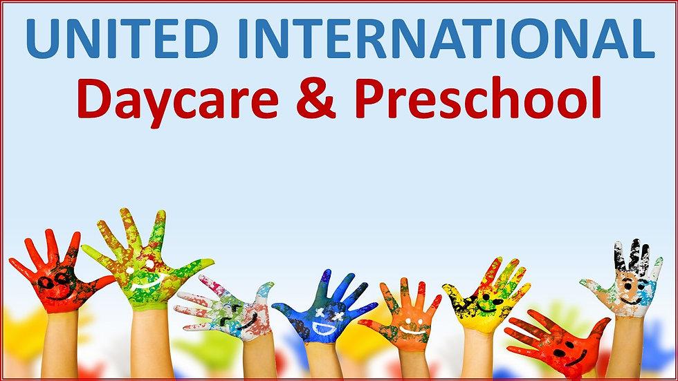 International Daycare & Preschool Promotional Video