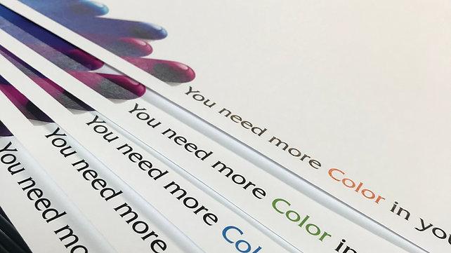 Full Color Envelopes!