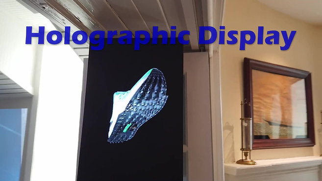 Holographic Display