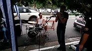 Banda Jazz no Limoeiro - improviso em samba