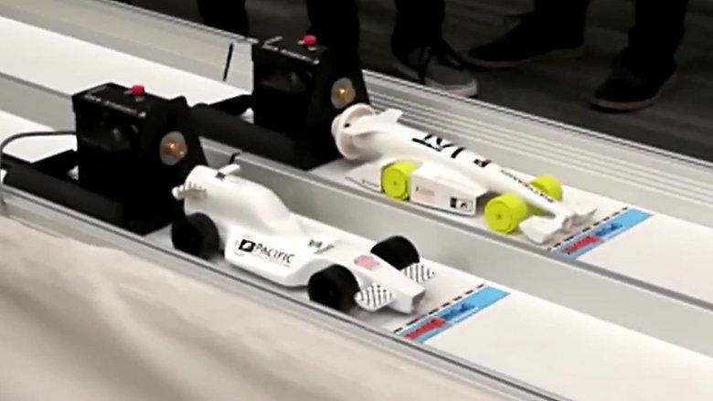 ROOSEVELT RACERS STEM WORKSHOP