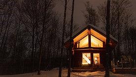 Les chroniques Destinations Plein Air - Les Refuges du Lac Démélé