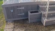 Trex Balcony deck Carmarthen