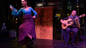 Guajira-Tablao flamenco at Vrijburcht Theater