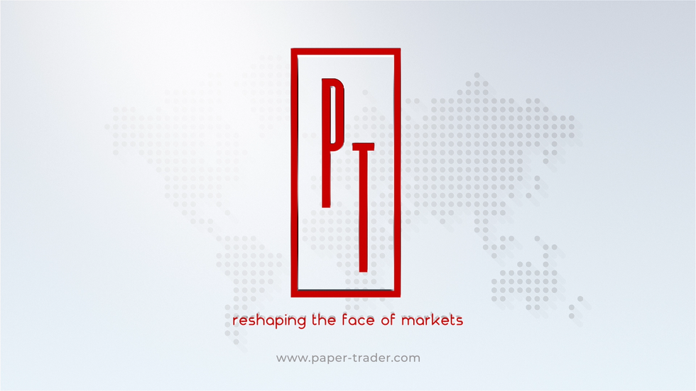 Paper Trader - Teaser