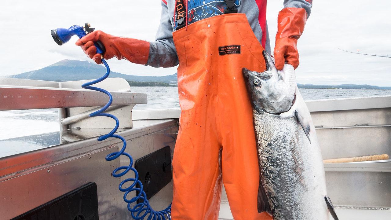 Sitka, Alaska Fishing