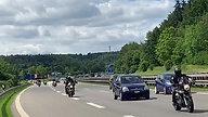 Motorrad Demo - Stuttgart