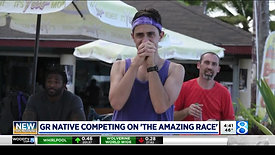 GR native to compete in 'The Amazing Race'