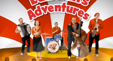 Lah-Lah's Adventures - Series 1