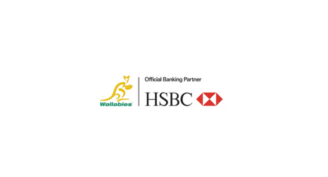 HSBC School visit - Qantas Wallabies
