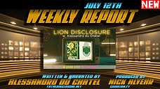 WEEKLY REPORT July 12