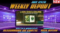 Weekly Report July 24th