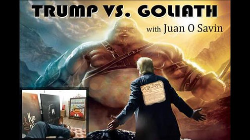Screw Big Gov: Trump vs Goliath with Juan O Savin