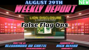 Lion Disclosure 8/29
