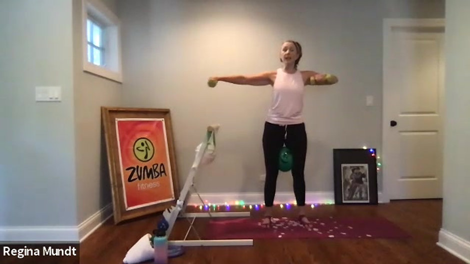 Intro to Barre Above