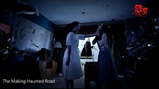 Haunted Hotel Behind the Scene