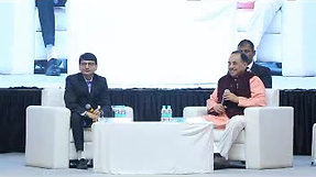 Fireside chat with Dr. Subramanian Swamy at MFGIC