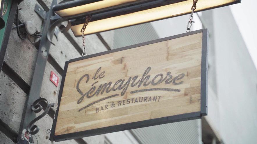 Restaurant le Sémaphore à Nantes