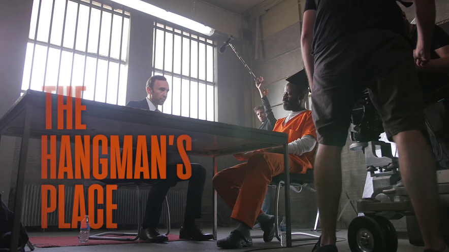 """Making of du film """"The hangman's place"""""""