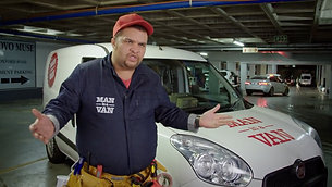 """Netflix """"Man in a Van"""""""