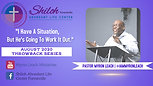 "Shiloh Abundant Life Center Forestville | ""I've Got a Situation, But He's Going To Work It Out."""