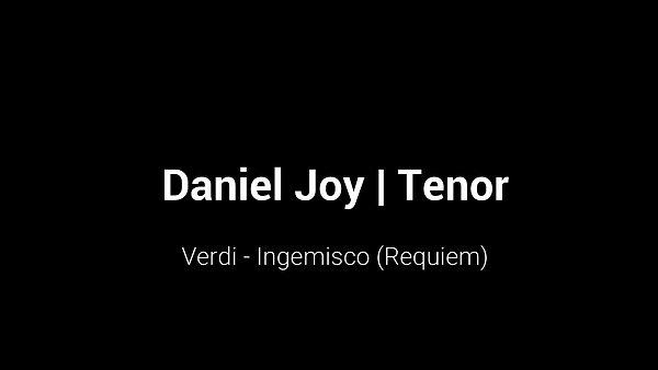 Verdi - Ingemisco (Requiem)