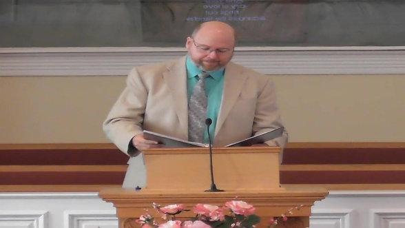 5-31-2020 Sermon