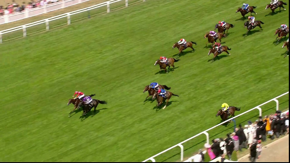 Royal Ascot 2017 | Le Brivido wins The Jersey Stakes