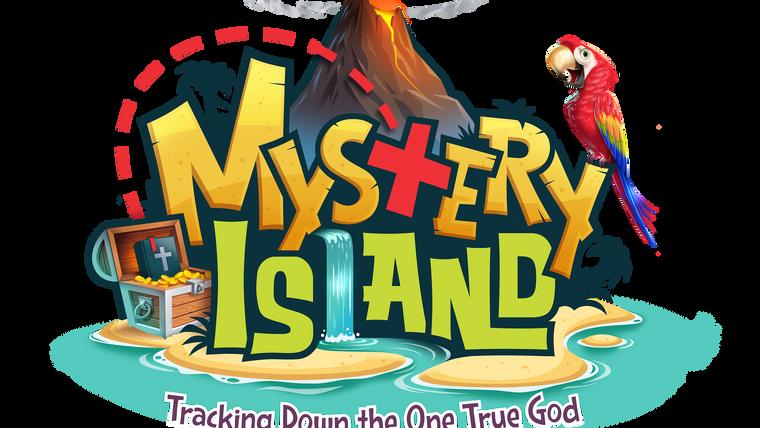 VBS 2021 MYSTERY ISLAND