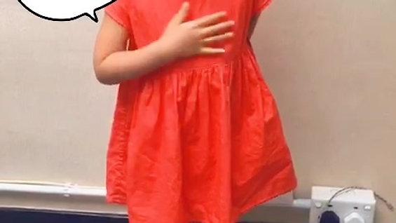 Sonia(Age:4)