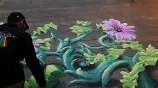 Chalk Art 3D