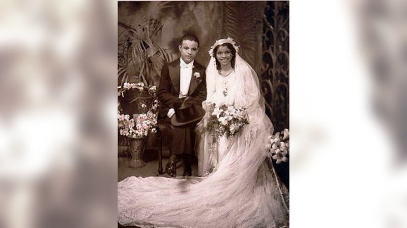 Vintage Black Weddings