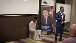 Customer Centric strategy, EGN event