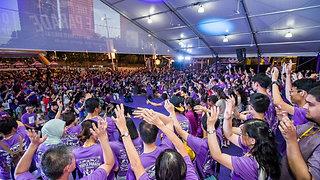 The Purple Parade 2018