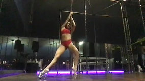 All levels Pole Choreo Workshop with Special Guest Estefania.mp4