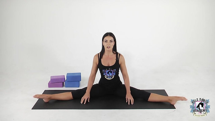 Middle Splits Tutorial Preview