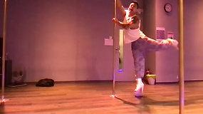 Pole Fierce Choreo Workshop with Adam Lin