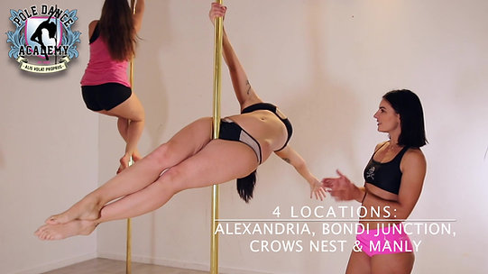 Welcome to Pole Dance Academy!