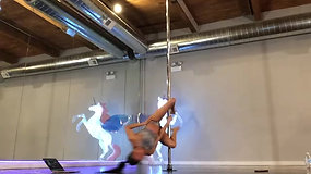 Spin Pole Play with Special Guest Instructor Divine Em