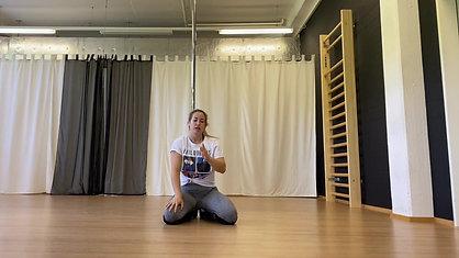 Jazzy K - Midnight Wax Pole Choreo Workshop