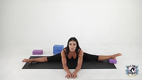 Middle splits With Michelle Shimmy