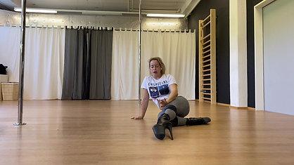 Jazzy K -Floor Flow Workshop