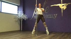 Laura Lou Hypnotic Choreo with Warm UP