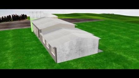 Projeto Telhado de Igreja