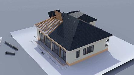 Projetos de Telhados Residenciais
