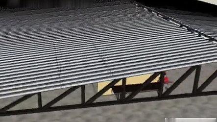Projeto Telhado de Prédio