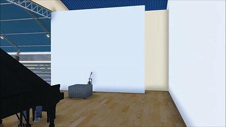 Projeto Telhado de Quadra