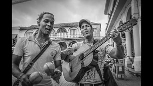 Meet the People of Cuba in 30 Seconds!