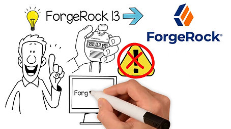 Upgrading ForgeRock v13 to 6.5 on the cloud seamlessly