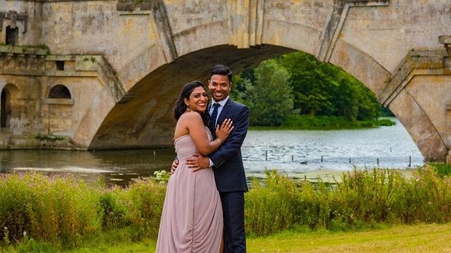 Hindu Wedding | The Oakley Court | Berkshire Wedding Videgraphy